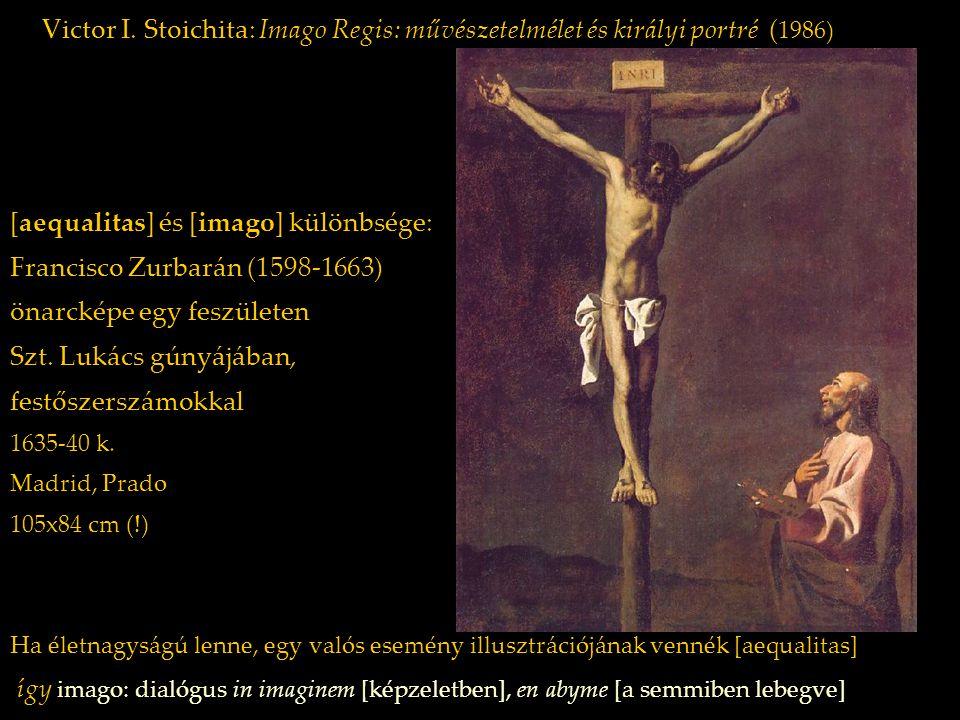 [aequalitas] és [imago] különbsége: Francisco Zurbarán (1598-1663)